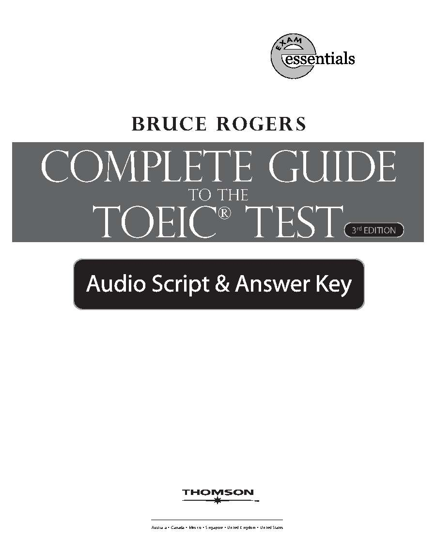 complete-guide-to-the-toeic-test-audio-scripts-answer-key