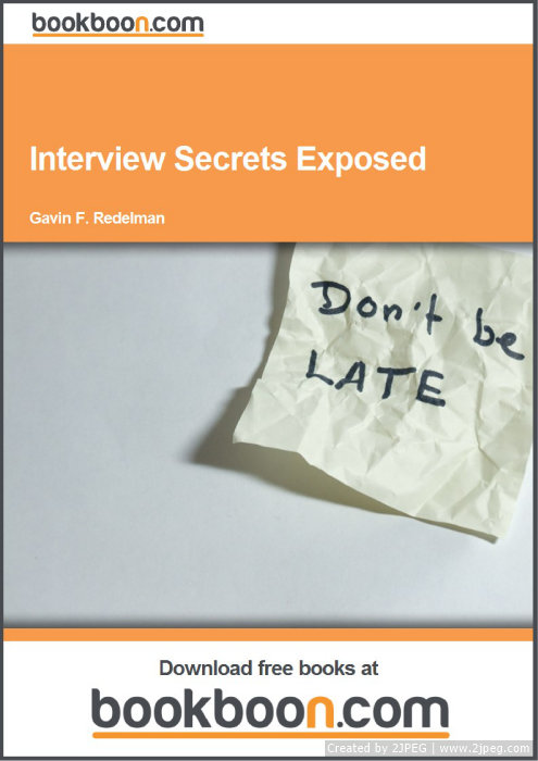 Interview Secrets Exposed