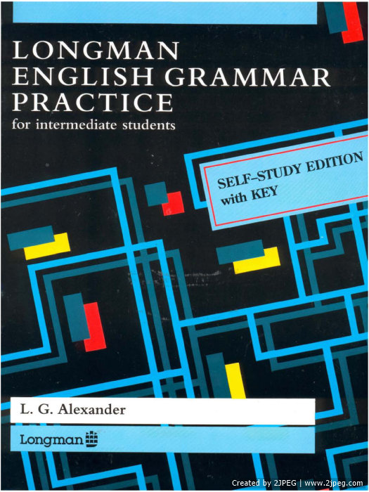 longman english grammar practice intermediate