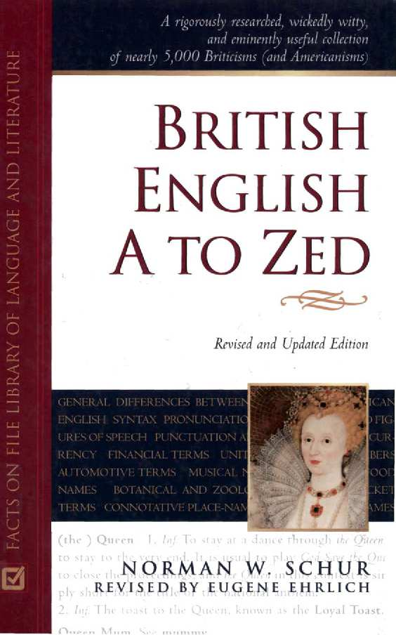 British English A To Z