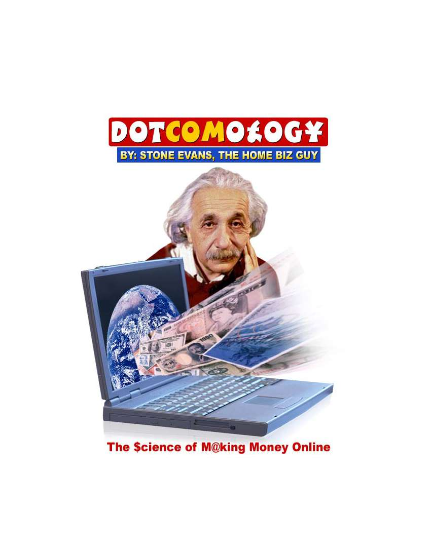 Dotcomology - The Ultimate Affiliate E-Book For Online Marketing