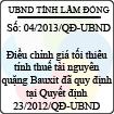 Quyết định 04/2013/QĐ-UBND của UBND tỉnh Hậu Giang - Quy chế phối hợp thực hiện công tác quản lý khu, cụm công nghiệp trên địa bàn tỉnh Hậu Giang