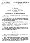 Quyết định số 05/2010/QĐ-UBND - Ban hành quy chế tổ chức và hoạt động của Sở Xây dựng TP Hồ Chí Minh