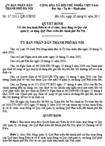 Quyết định số 07/2011/QĐ-UBND - Ban hành Điều lệ về tổ chức, hoạt động và quy chế quản lý, sử dụng Quỹ Phát triển đất TP Hà Nội