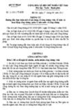 Thông tư số 11/2011/TT-BTP - Hướng dẫn thực hiện một số nội dung về công chứng viên, tổ chức và hoạt động công chứng, quản lý Nhà nước về công chứng