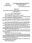 Thông tư số 12/2010/TT-BYT - Ban hành danh mục thuốc y học cổ truyền chủ yếu sử dụng tại các cơ sở khám chữa bệnh