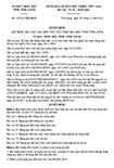Quyết định 19/2012/QĐ-UBND của UBND tỉnh Vĩnh Long - Quy định giá đất năm 2013 trên địa bàn tỉnh Vĩnh Long