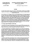 Chỉ thị 19/2012/CT-UBND - Bình ổn giá những tháng cuối năm 2012 và Tết Nguyên đán Quý Tỵ năm 2013 trên địa bàn thành phố Hà Nội