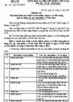 Thông tư số 26/2011/TT-BYT - Ban hành danh mục bệnh truyền nhiễm, phạm vi và đối tượng phải sử dụng vắc xin
