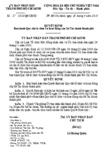 Quyết định số 27/2010/QĐ-UBND - Ban hành quy chế tổ chức và hoạt động của Sở Tài chính thành phố