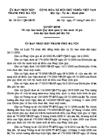 Quyết định số 28/2011/QĐ-UBND - Quyết định về việc ban hành quy định quản lý Nhà nước về giá trên địa bàn Hà Nội