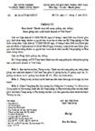 """Thông tư số 30/2010/TT-BNNPTNT - Ban hành """"danh mục bổ sung giống cây trồng được phép sản xuất kinh doanh ở Việt Nam"""""""