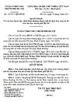 Quyết định số 30/2011/QĐ-UBND - Ban hành quy định khen thưởng thành tích thi đua theo chuyên đề