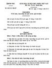 Nghị định số 30/2012/NĐ-CP của Chính phủ về tổ chức, hoạt động của quỹ xã hội, quỹ từ thiện
