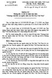 Thông tư số 32/2010/TT-BTC - Hướng dẫn cơ chế tài chính thực hiện chương trình đào tạo nguồn nhân lực Dệt May Việt Nam