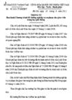 Thông tư số 40/2011/TT-BGDĐT - Ban hành chương trình bồi dưỡng nghiệp vụ sư phạm cho giáo viên Trung học phổ thông