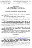 Quyết định số 41/2011/QĐ-UBND  ban hành quy chế về quản lý, sử dụng hệ thống thư điện tử thành phố Hồ Chí Minh