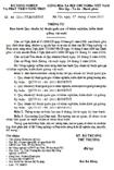 Thông tư số 43/2011/TT-BNNPTNT ban hành quy chuẩn kỹ thuật quốc gia về khảo nghiệm, kiểm định giống vật nuôi