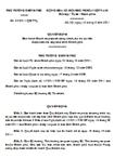 Quyết định số 44/2011/QĐ-TTG ban hành danh mục các chương trình, dự án ưu tiên được xem xét cấp bảo lãnh Chính phủ