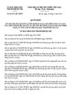 Quyết định 45/QĐ-UBND - Sửa đổi việc thu phí tham quan danh lam thắng cảnh, di tích lịch sử trên địa bàn thành phố Hà Nội