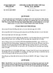 Quyết định 46/2012/QĐ-UBND của UBND tỉnh Yên Bái - Quy định chế độ đối với vận động, huấn luyện viên thể thao và chi tiêu tài chính cho giải thi đấu thể thao của tỉnh Yên Bái
