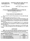 Quyết định số 49/2011/QĐ-UBND - Ban hành quy định về công bố công khai và cung cấp thông tin về quy hoạch đô thị tại thành phố Hồ Chí Minh