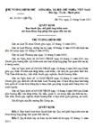 Quyết định số 52/2011/QĐ-TTG - Ban hành quy chế phối hợp kiểm soát các hoạt động hợp pháp liên quan đến ma túy