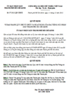 Quyết định 57/2012/QĐ-UBND - Quy chế tổ chức và hoạt động của Đài Tiếng nói nhân dân Thành phố Hồ Chí Minh