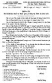 Thông tư số 61/2011/TT-BNNPTNT - Ban hành quy chuẩn kỹ thuật quốc gia lĩnh vực thức ăn chăn nuôi