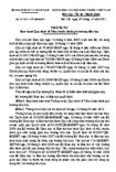 Thông tư số 67/2011/TT-BGDĐT - Ban hành quy định về tiêu chuẩn đánh giá trường Tiểu học