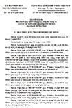 Quyết định số 68/2010/QĐ-UBND - Ban hành quy định về cấp giấy phép xây dựng và quản lý xây dựng theo giấy phép trên địa bàn thành phố Hồ Chí Minh