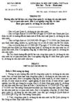 Thông tư số 89/2010/TT-BTC - Hướng dẫn chế độ báo cáo công khai quản lý, sử dụng tài sản Nhà nước tại cơ quan Nhà nước