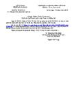 Công văn 5704/TCHQ-TXNK - Về việc miễn giảm tiền phạt chậm nộp thuế