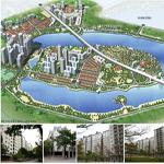 Quyết định số 3758/QĐ-UBND - Quy hoạch chi tiết Khu đô thị mới Nam hồ Linh Đàm, tỷ lệ 1/500 do thành phố Hà Nội ban hành