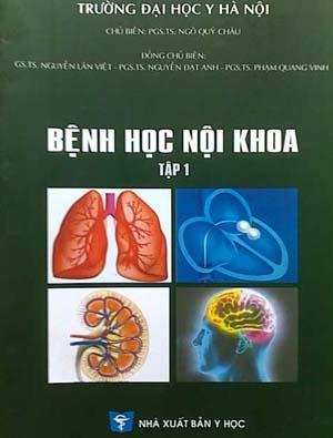 Bệnh Học Nội Khoa - Tập 1