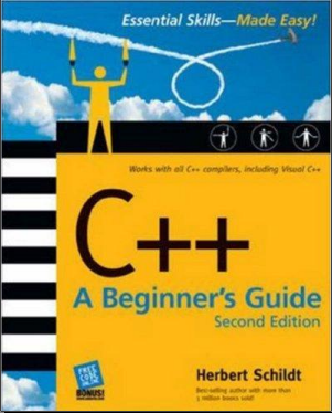C++ A Beginners's Guide (Second Edition)