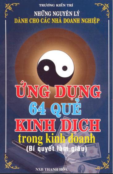 Ứng Dụng 64 Quẻ Kinh Dịch Trong Kinh Doanh