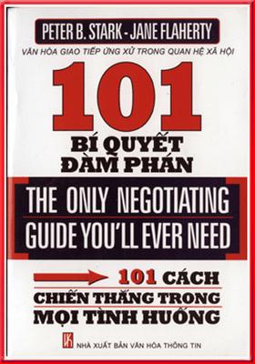 101 Bí Quyết Đàm Phán Thành Công