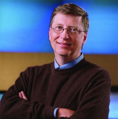 Học Theo Bill Gates